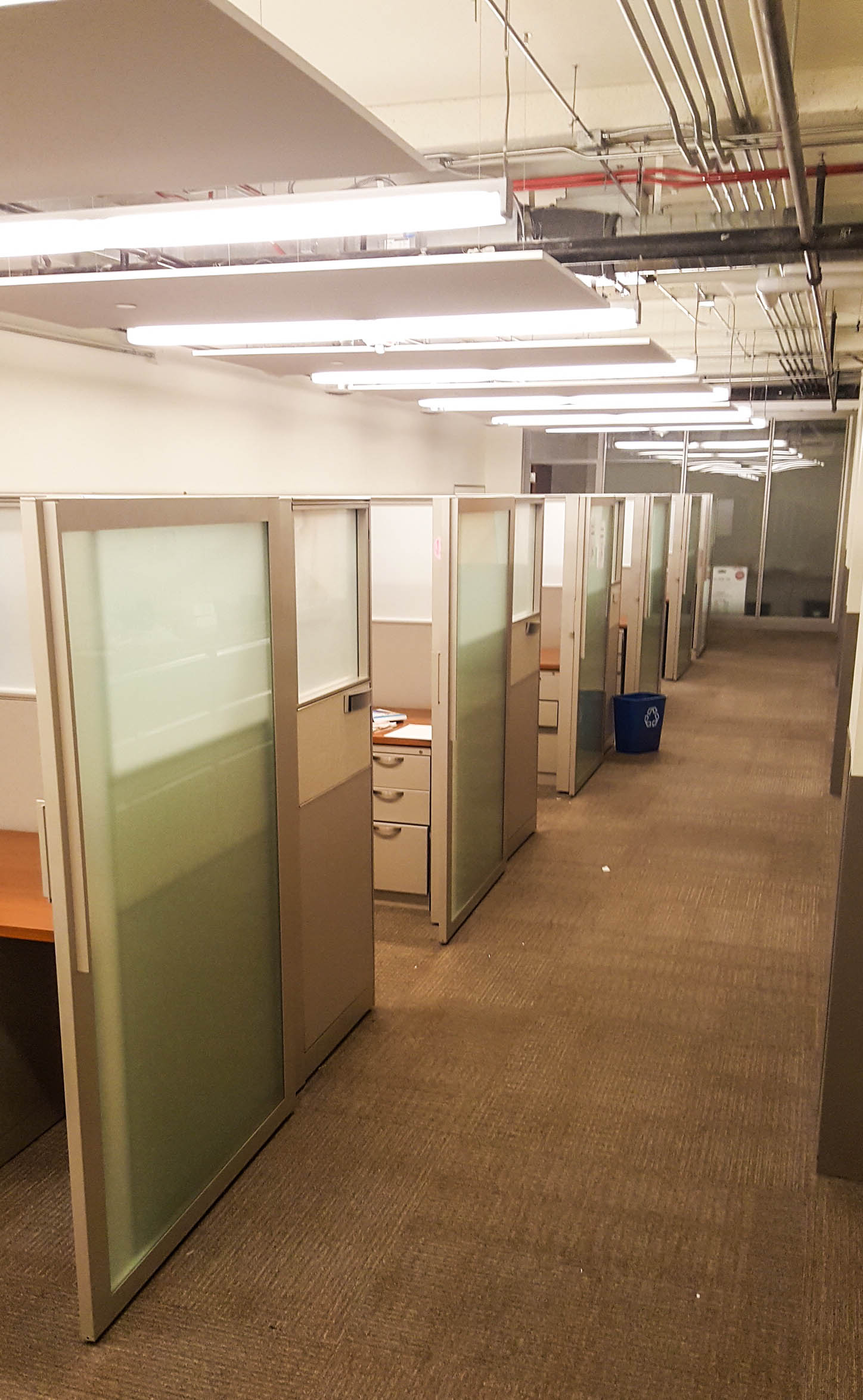 Used Herman Miller Canvas Vision Office Interiors