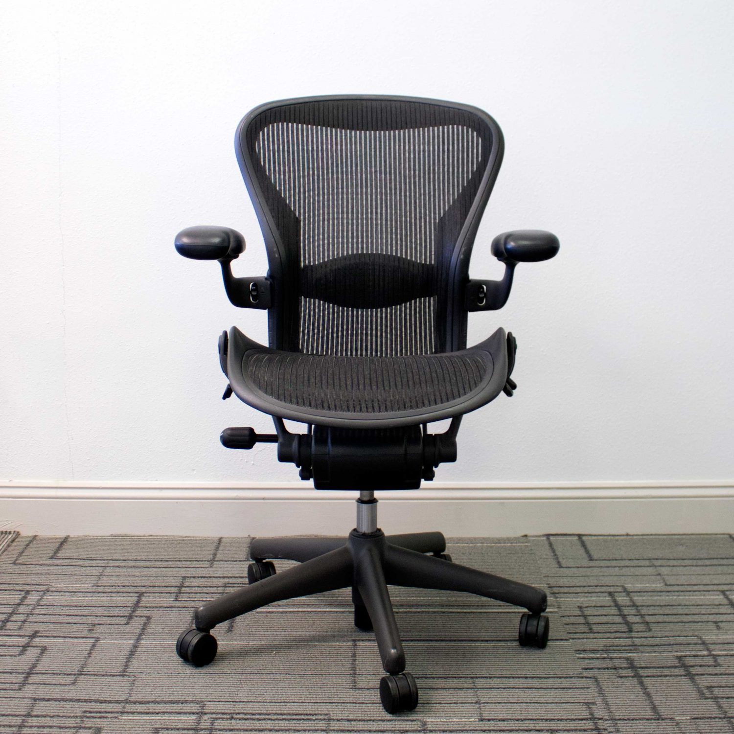 used herman miller aeron chairs size b - Aeron Chair Sizes