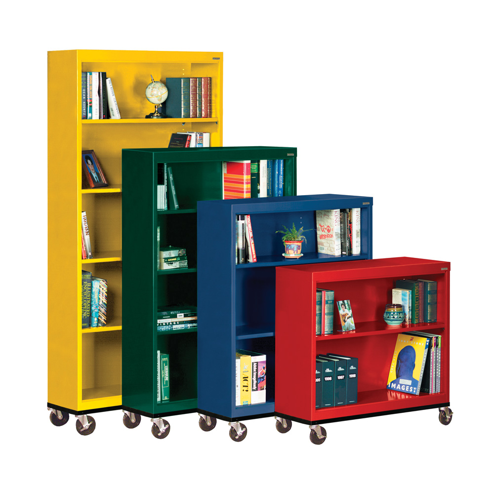 Steel Bookcases By Office Source