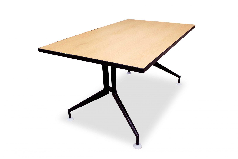 Used Herman Miller Flip Top Training Tables Vision